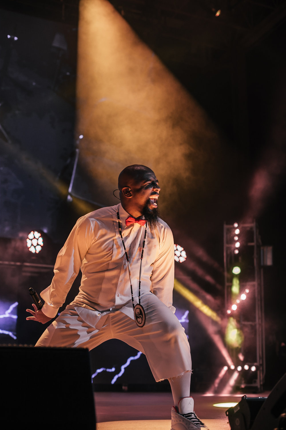 Artist: Tech N9ne  Venue: Red Rocks Amphitheater  Event Photography and Video