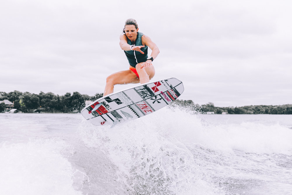 Customer: Phase 5 Wakesurf Boards  Location: Minnesota  Product Photography and Video Production