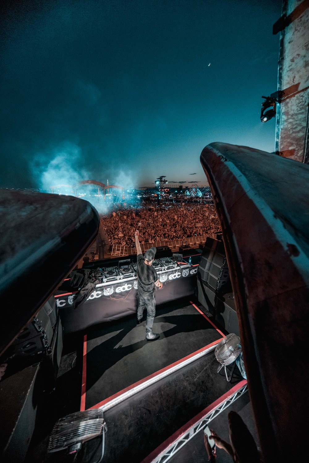Artist: Dombresky  Festival: Electric Daisy Carnival  Event Photography and Highlight Video 05/18/18