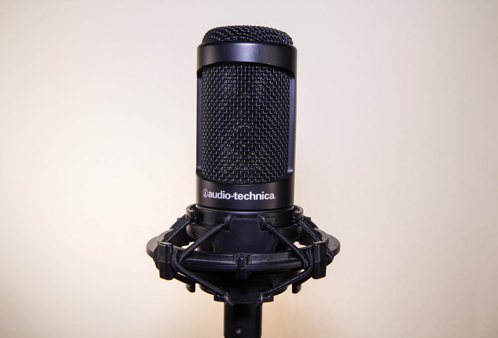 Audio‑Technica AT2050