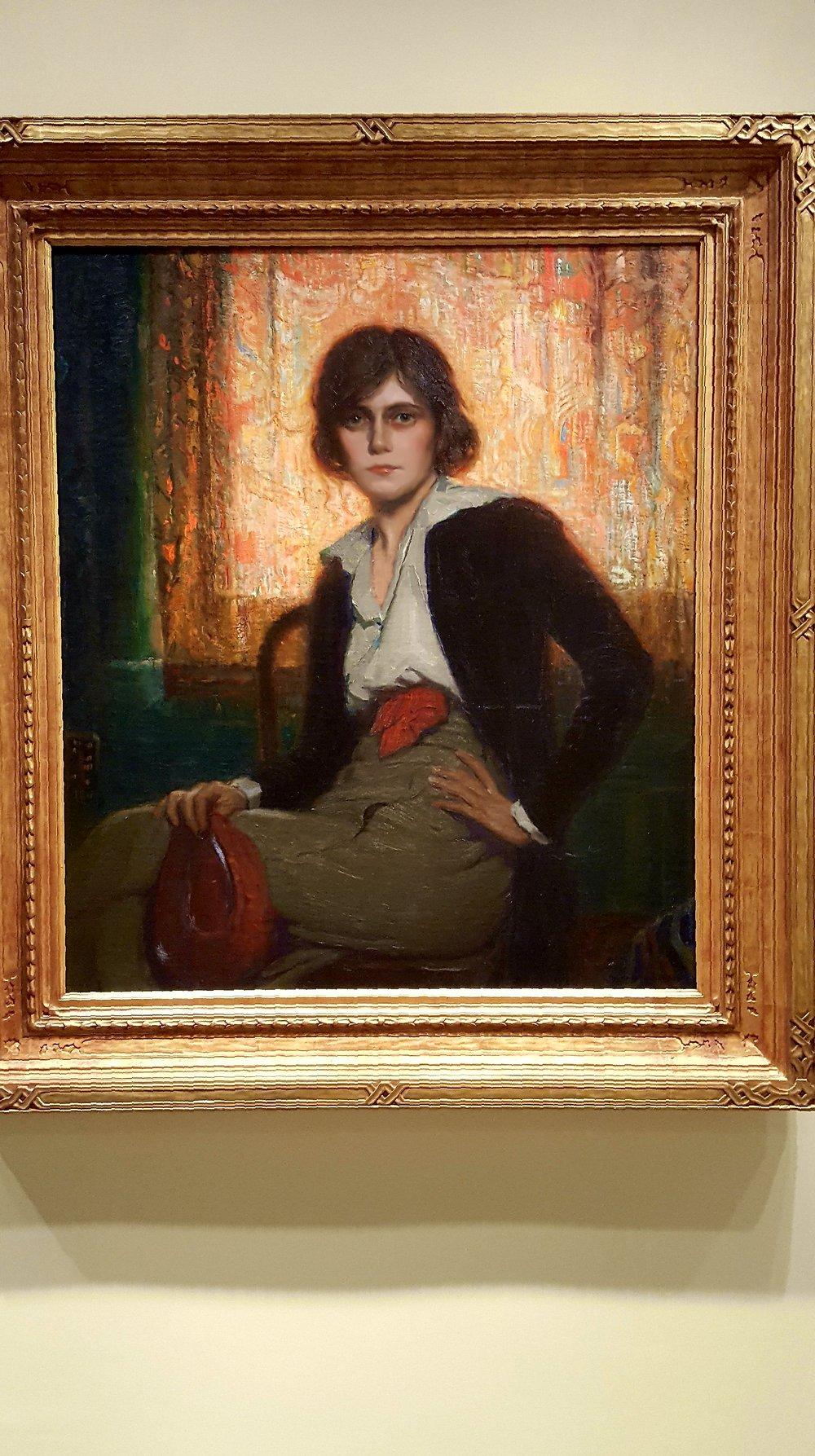 Miss Ketchum,   ca. 1918