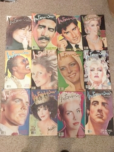 This entire collection from the Eighties is available via  Ebay !