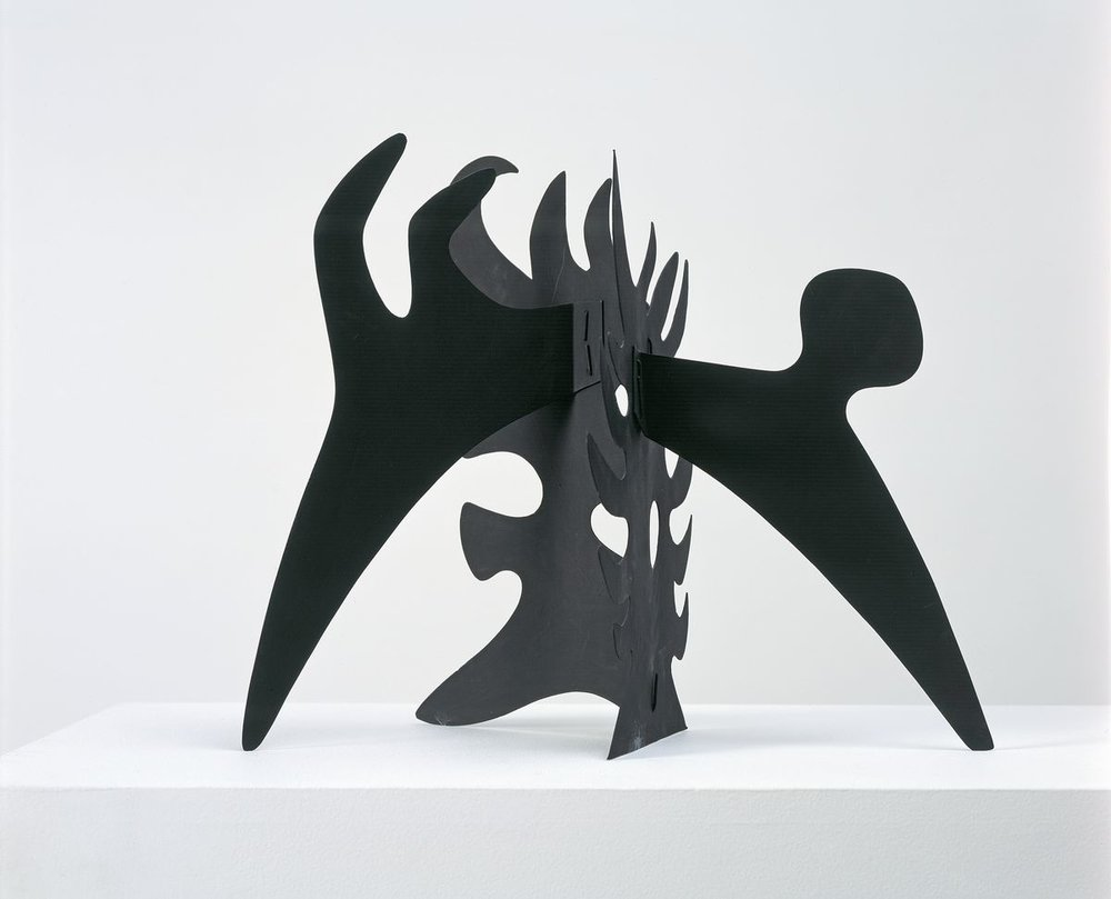 (All images (Calder) courtesy of Hauser & Wirth)
