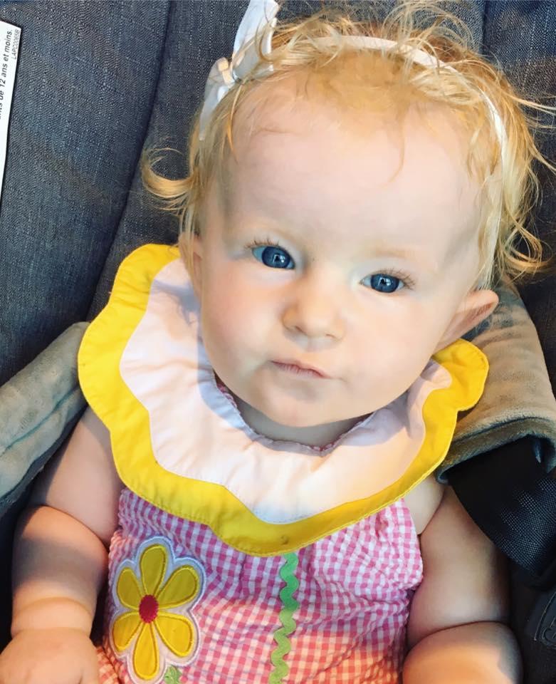 Sweet baby Ellie