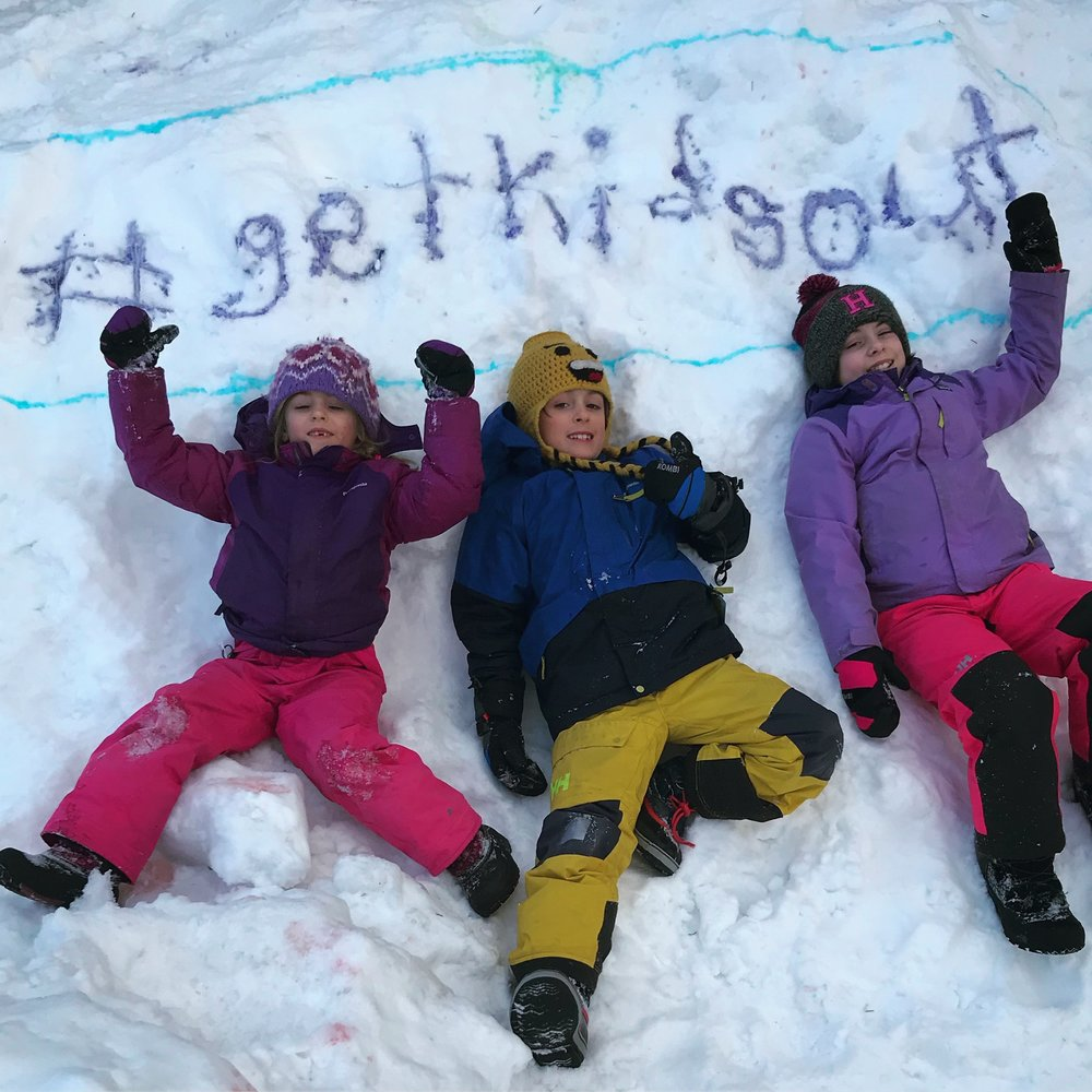 Don't miss the  #getkidsout Kids' Corner  Page