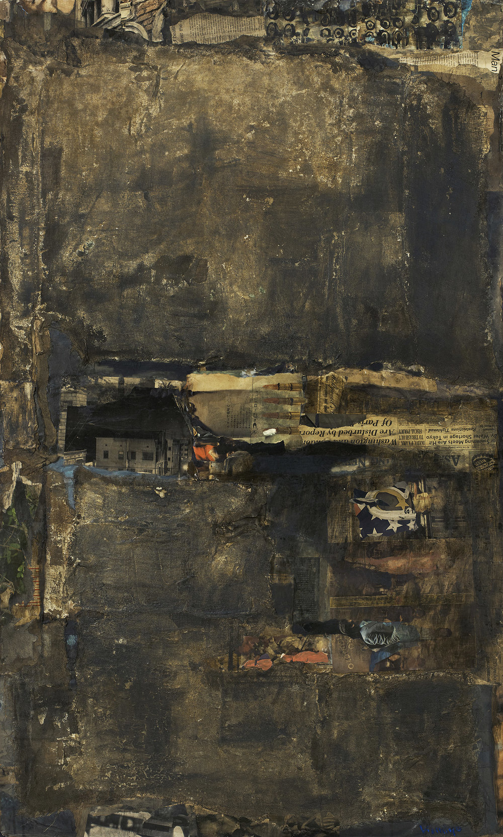 """Recollection II"", 1962"