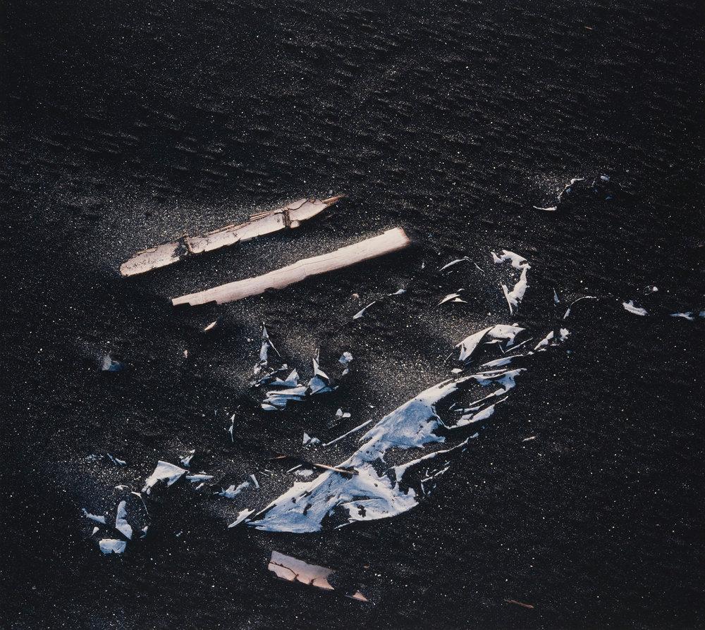 Plastics, Kujukuri Beach, Chiba, 1988-89/1989