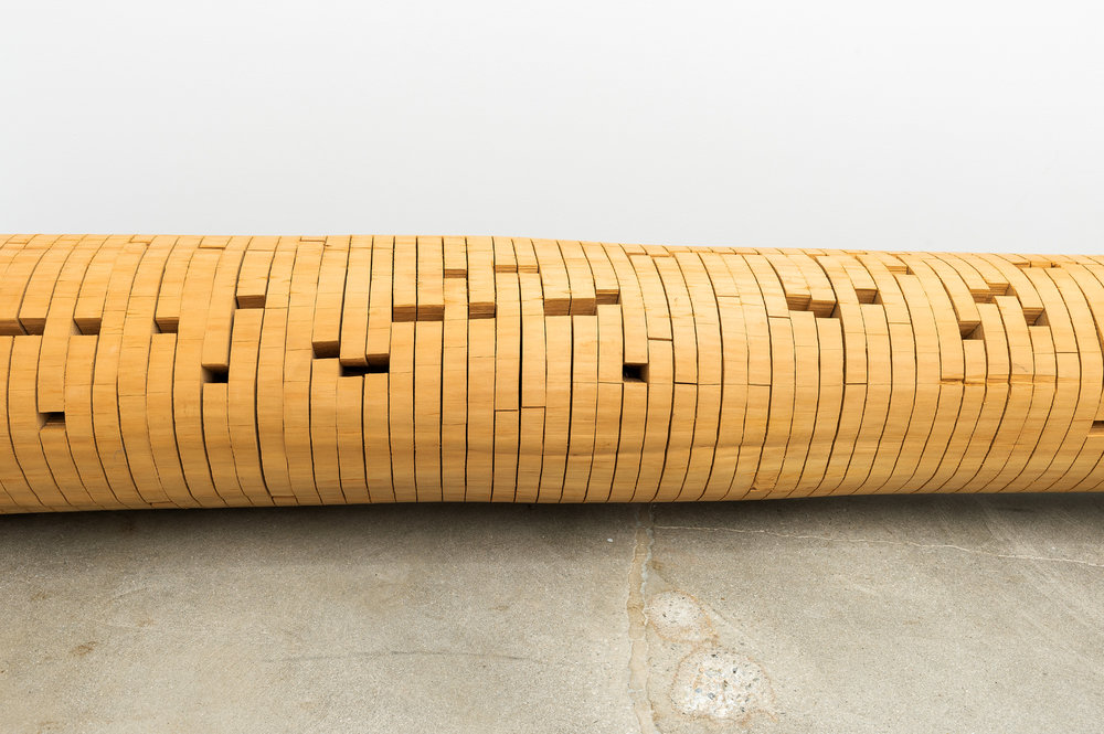 Wood No. 8-D, 1977