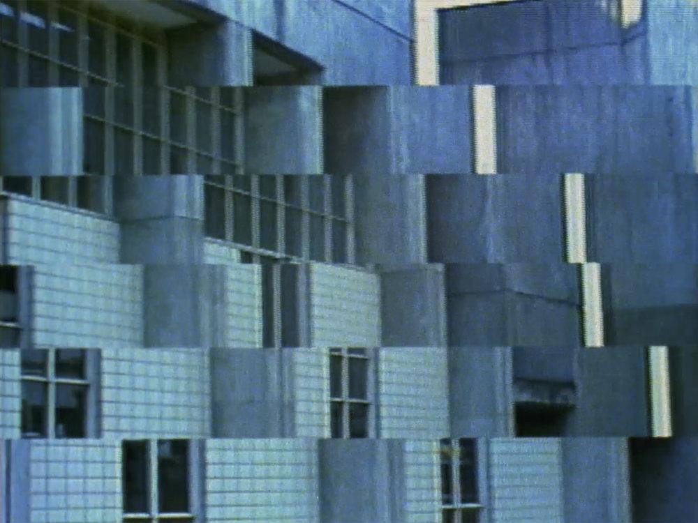Shift, 1982, 16mm, 10min(シフト=断層)