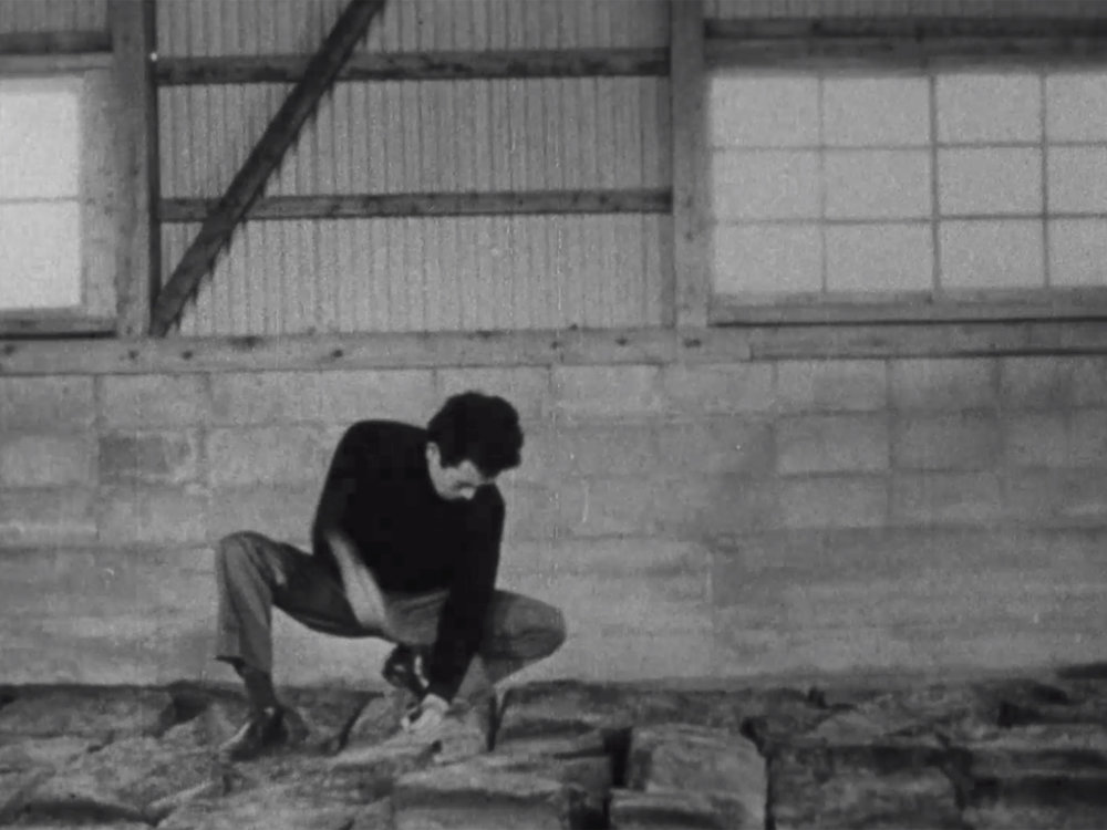 The Song of Stone, 1963, 16mm, 24min(石の詩)
