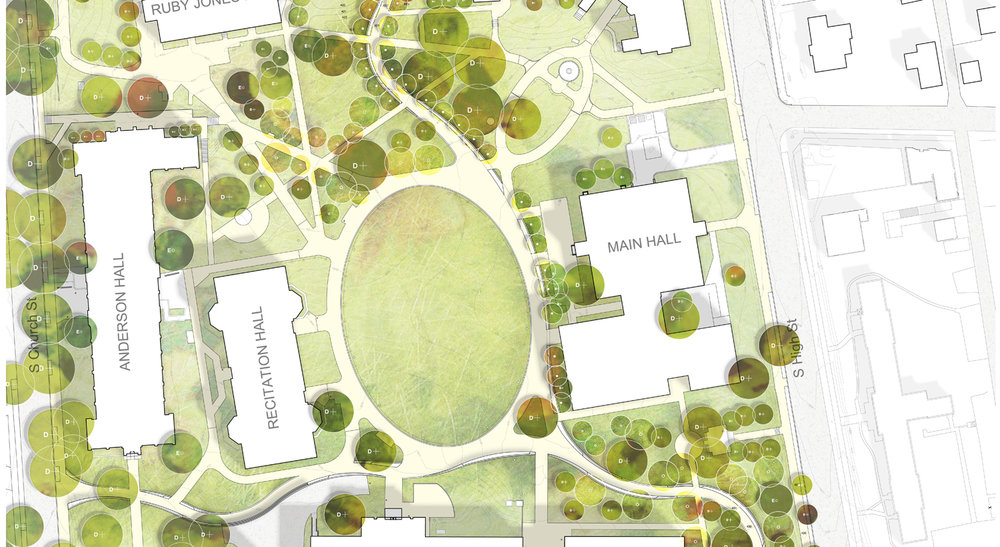 West Chester University Master Plan Landworks Studio Inc