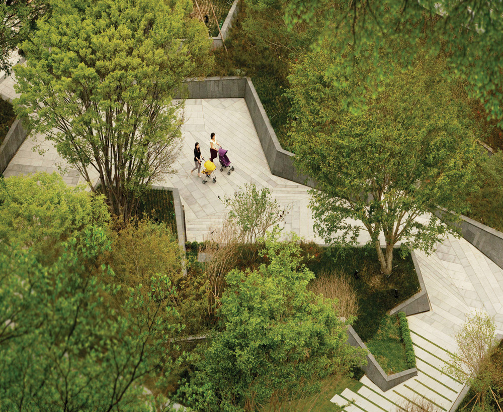 Taichung, Taiwan    Zelkova Public Realm  view project