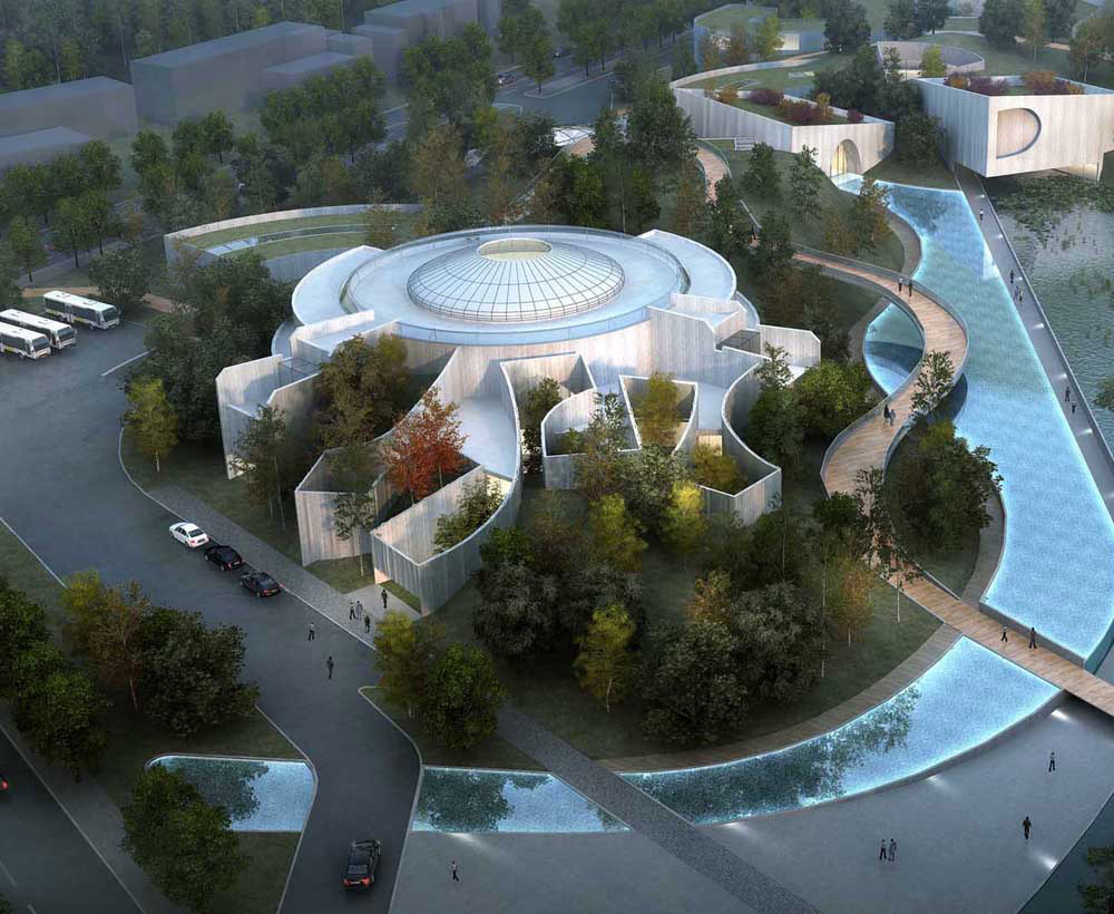 Hangzhou, China    Silk Museum Competition  View Project