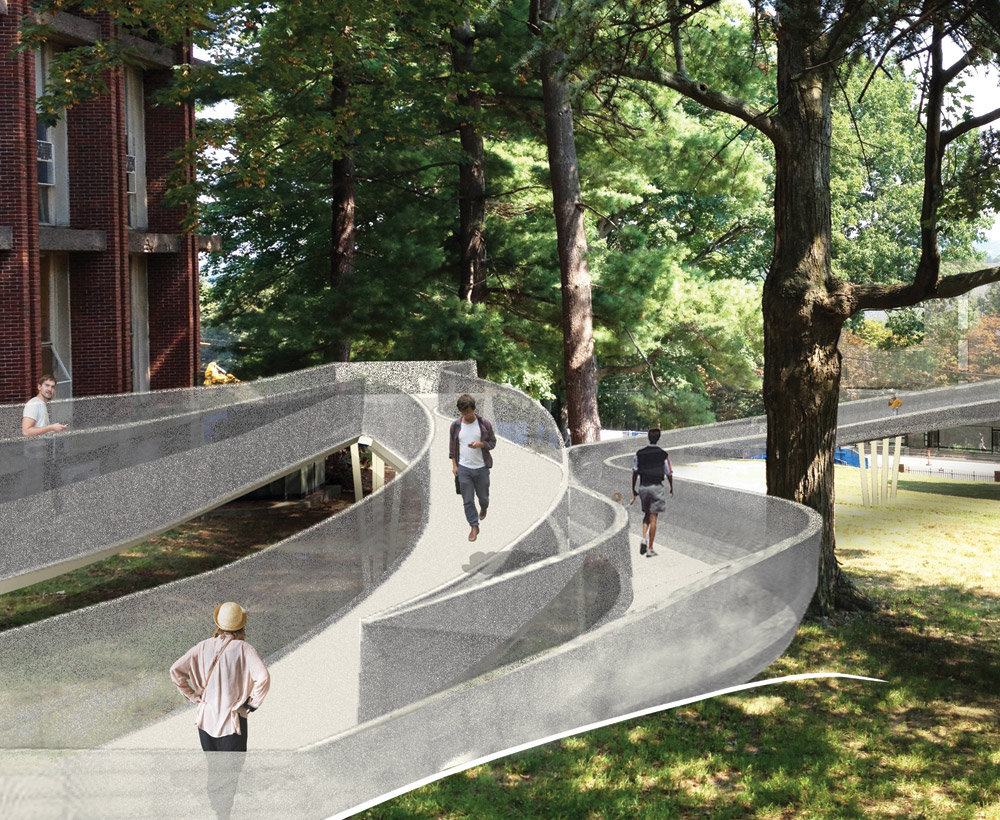 Medford/Somerville, MA    Tufts University: Academic Green Renovations    View Project
