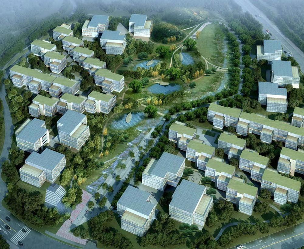 Nanjing, China    Suning IT Headquarters    View Project