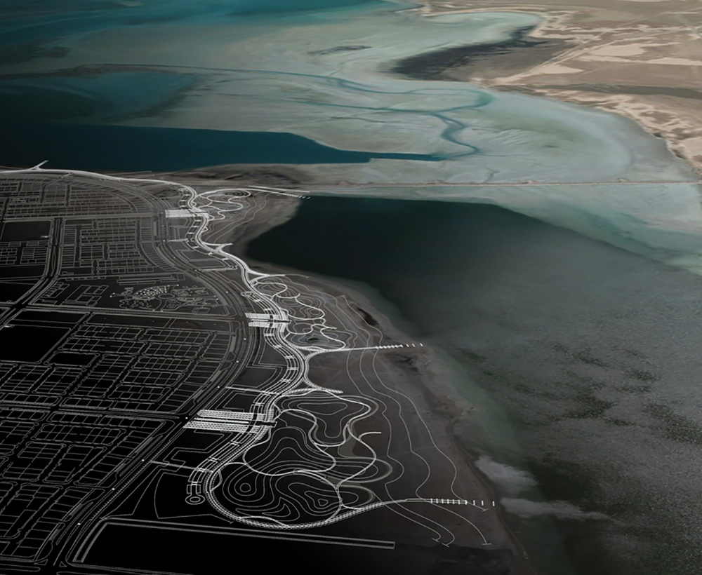 Jubail, Saudi Arabia    Jalmudah shoreline Park  View Project