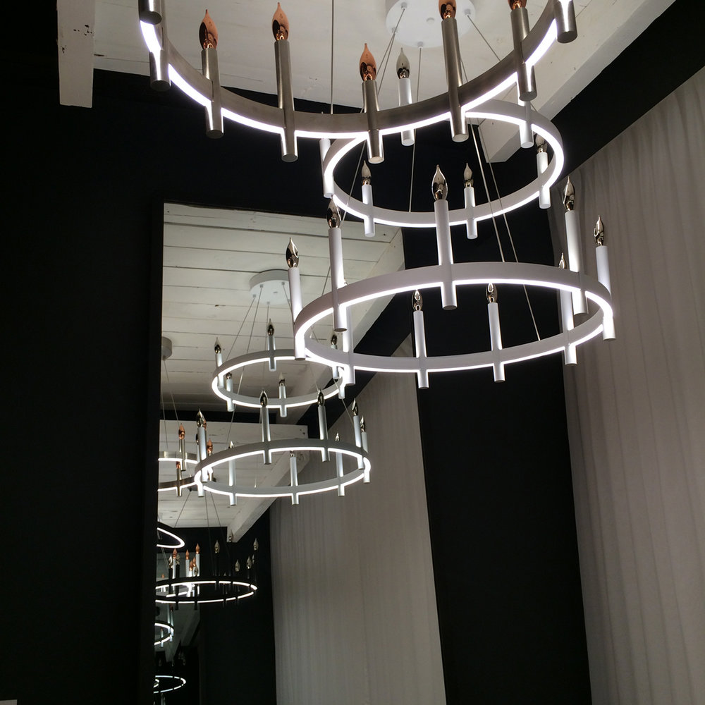 This Is Not Your Grandma S Chandelier: Not Your Grandmother's Chandelier