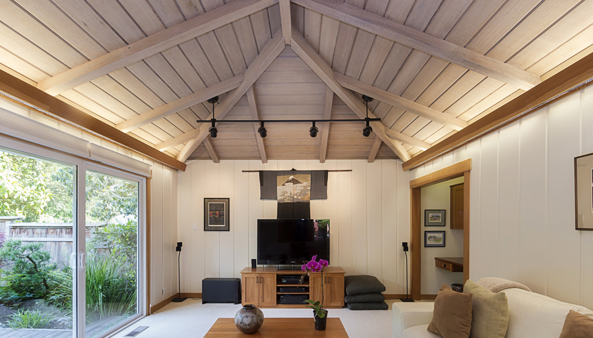 Lighting a room with a high ceiling Light My Nest