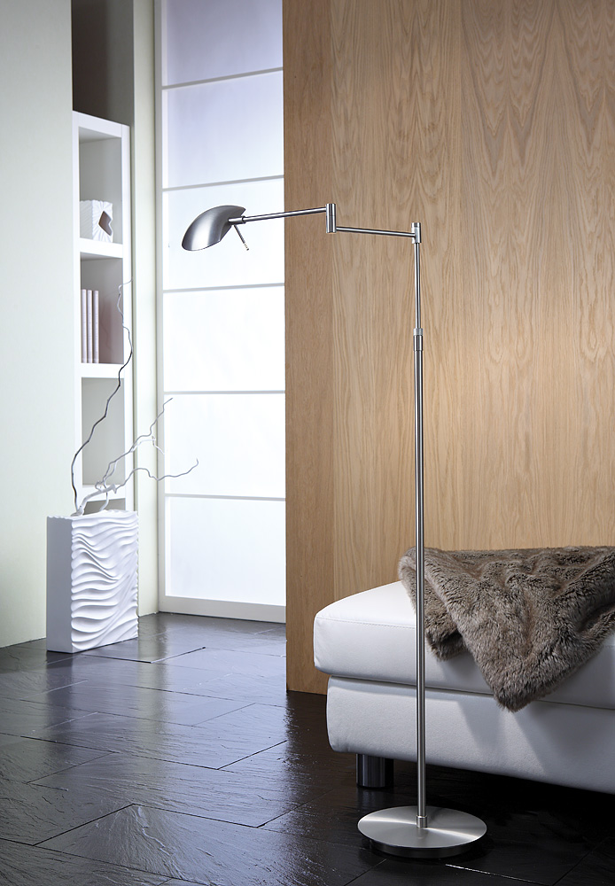 Holtkoetter Bernie LED floor lamp