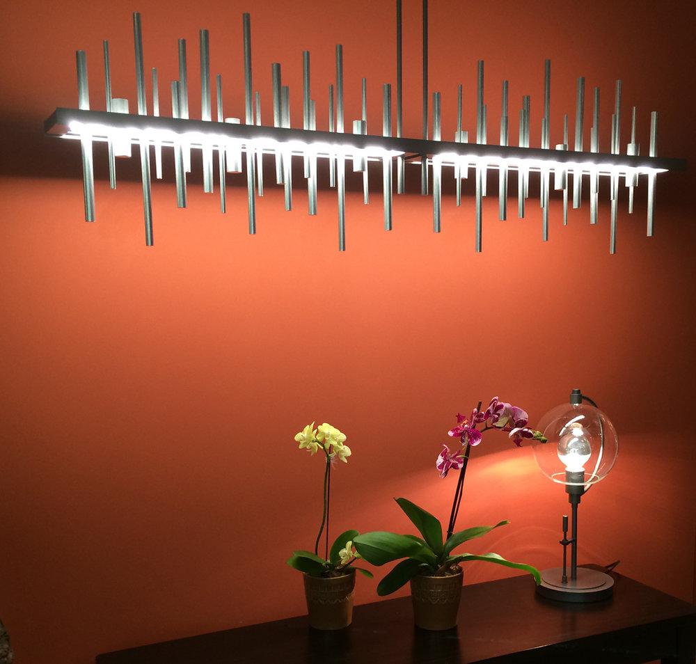 Hubbardton Forge Cityscape Linear LED Pendant