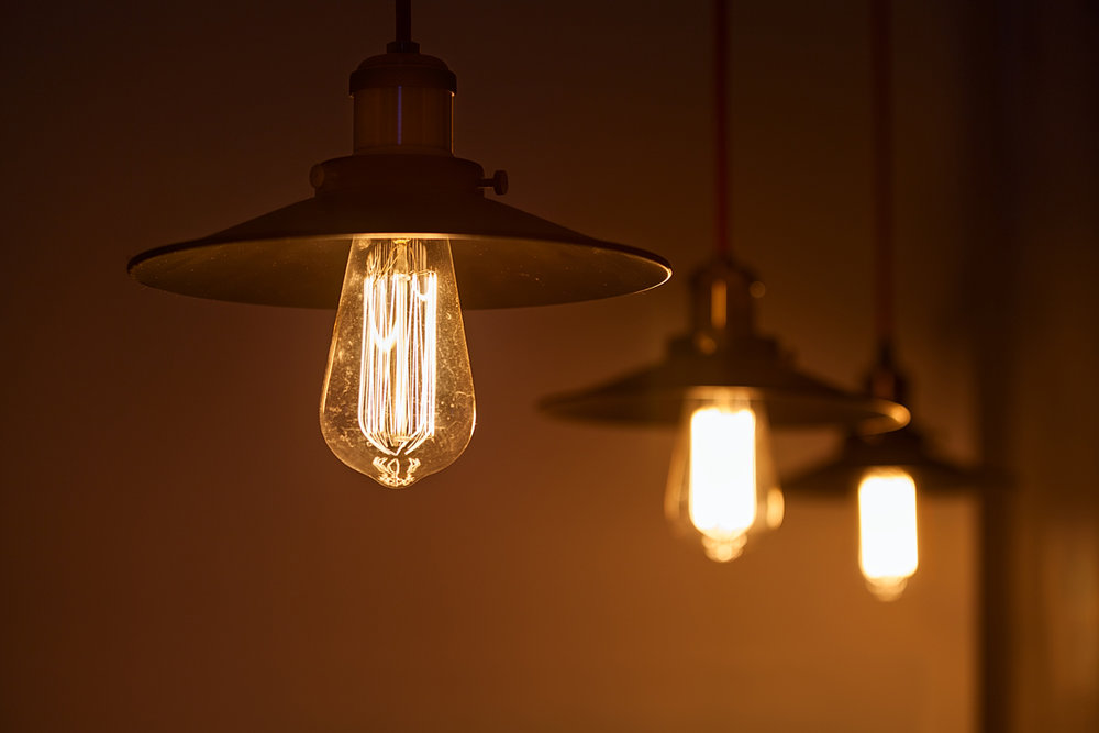 LED filament nostalgic bulbs