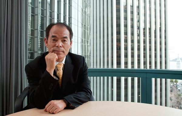 Dr Shuji Nakamura via Soraa