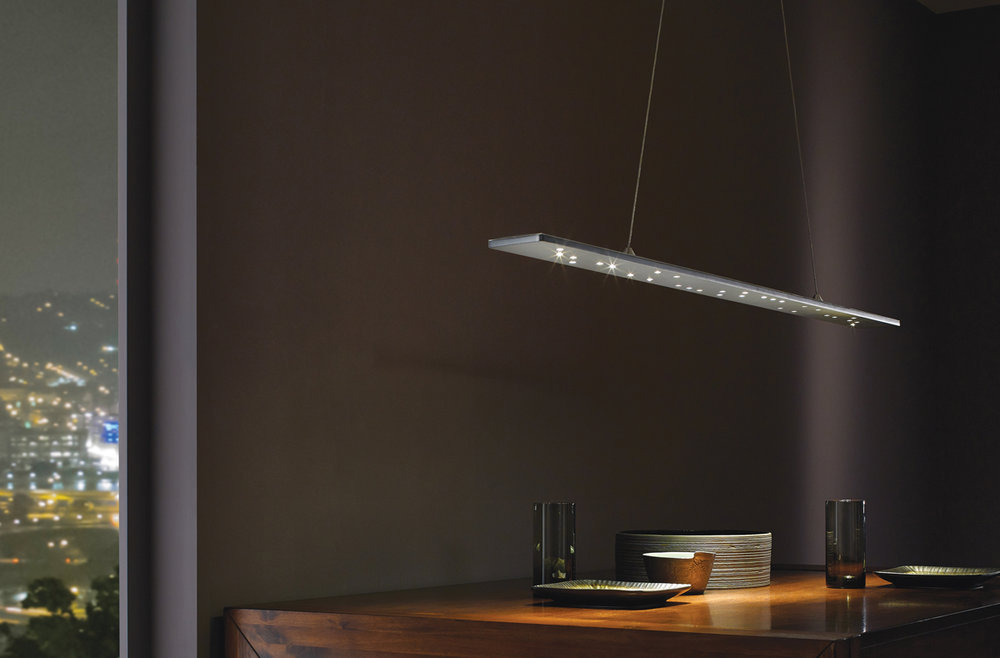 Tech Lighting Parallax pendant