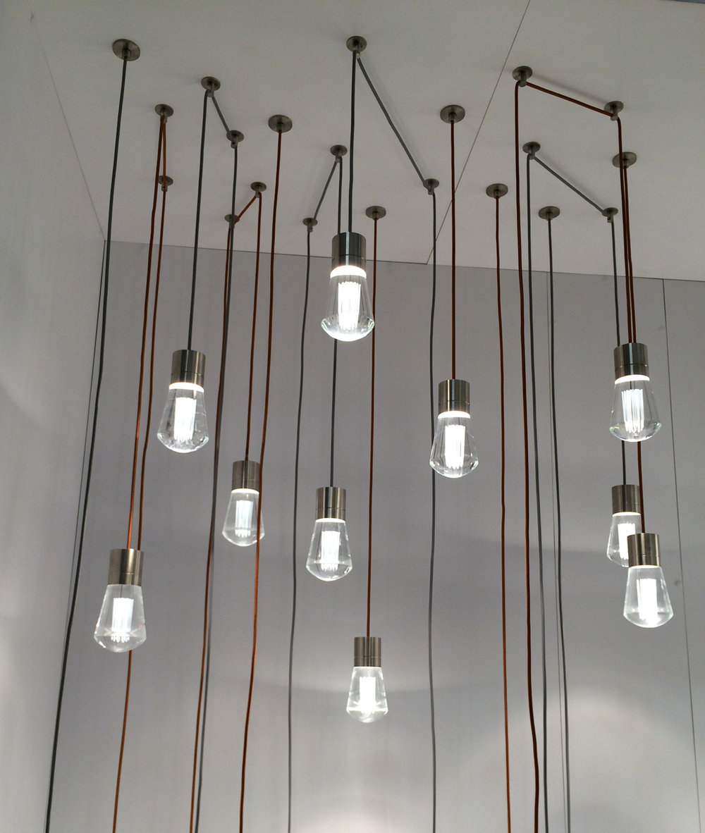 Tech Lighting Alva LED pendants