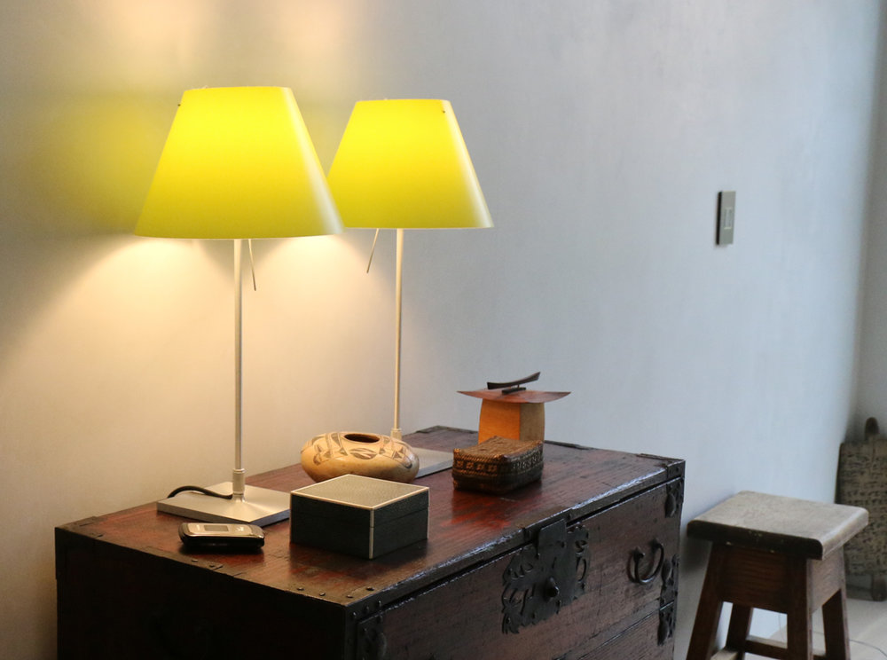 Luceplan Constanzina table lamp