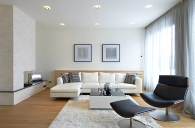Living Room Recessed Lighting just say no - to the dreaded swiss cheese effect — light my nest