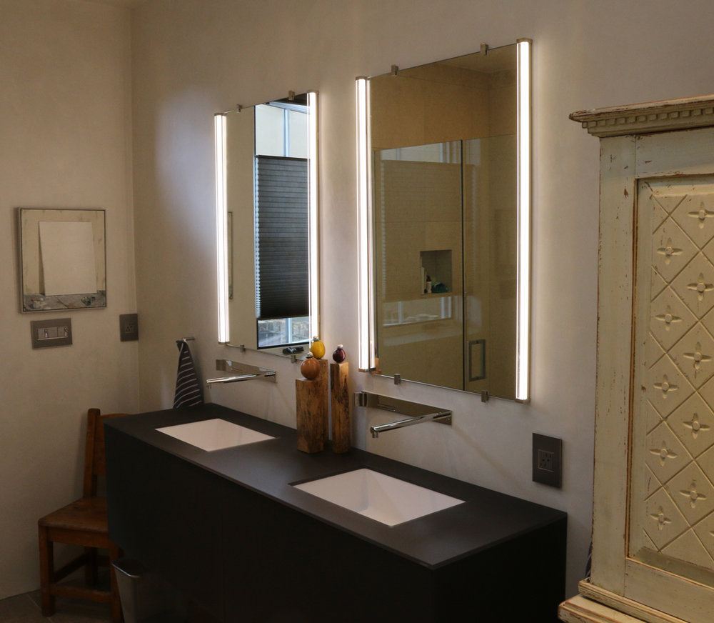 Tech Lighting Gia LED Vanity Mirror Kit
