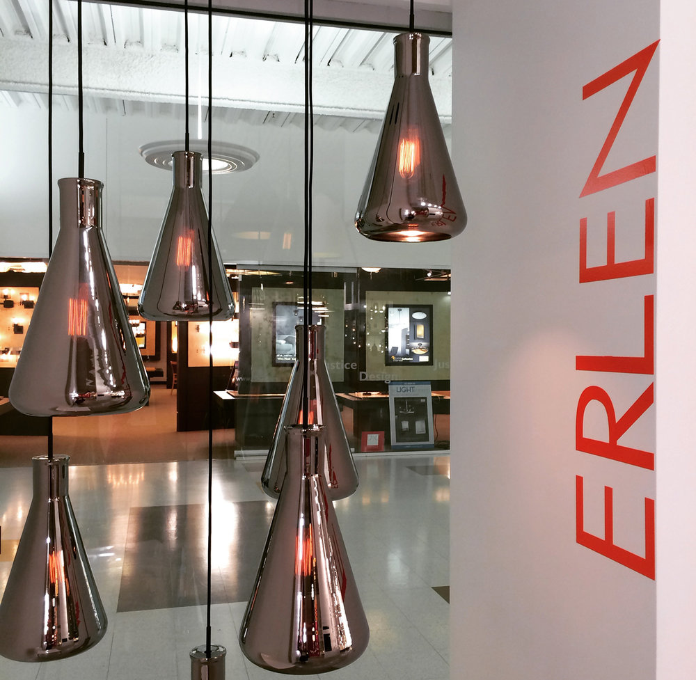 LBL Lighting Erlen Pendant