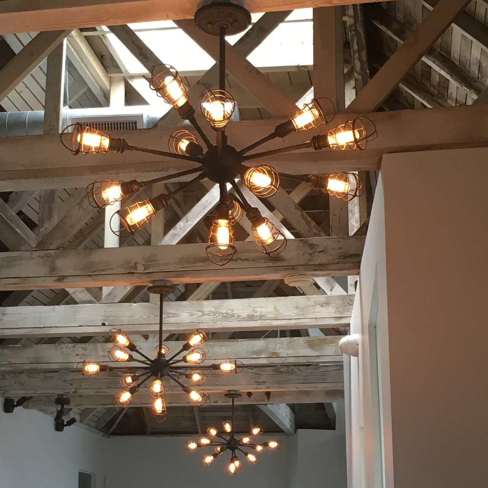 Troy Lighting Conduit Chandelier
