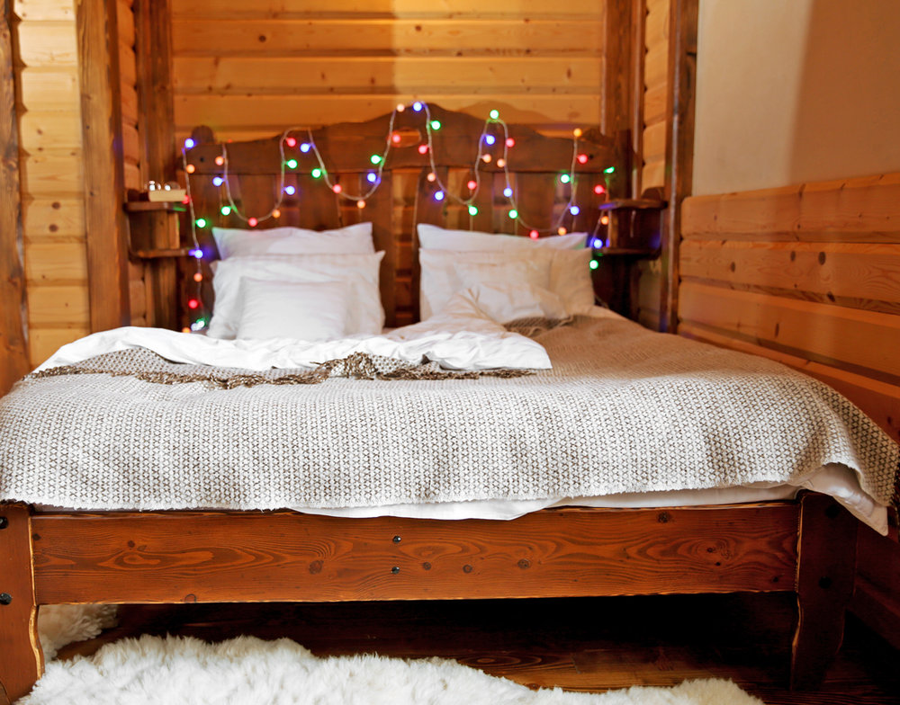 Add small festive touches in unexpected places