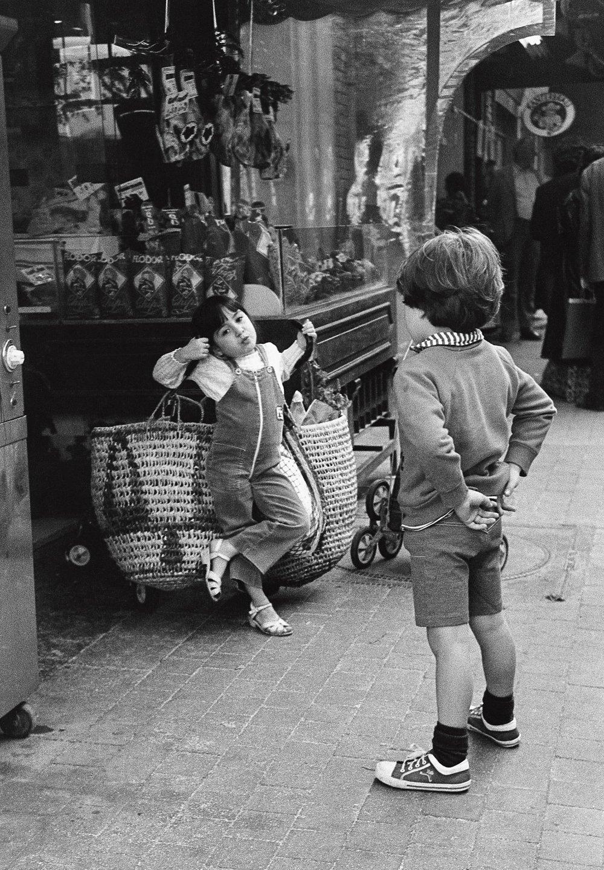 Les enfants du marché, Paris 1980