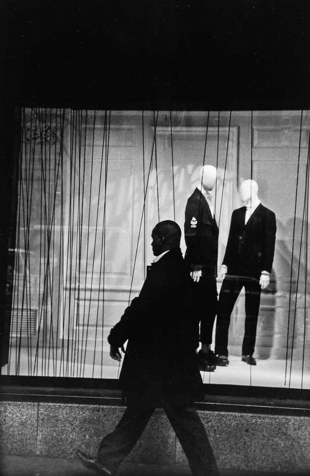 Les mannequins, New York 2007