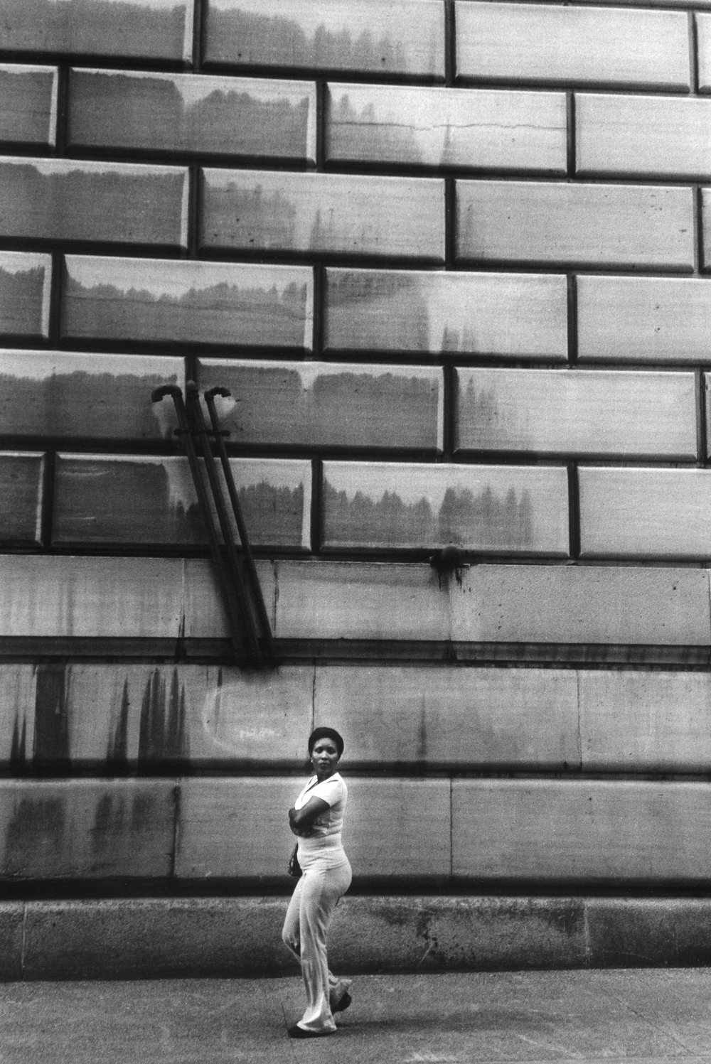 Le mur, Montréal 2006