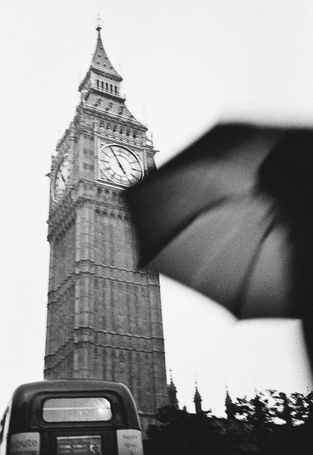 Big Ben, Londres 1987