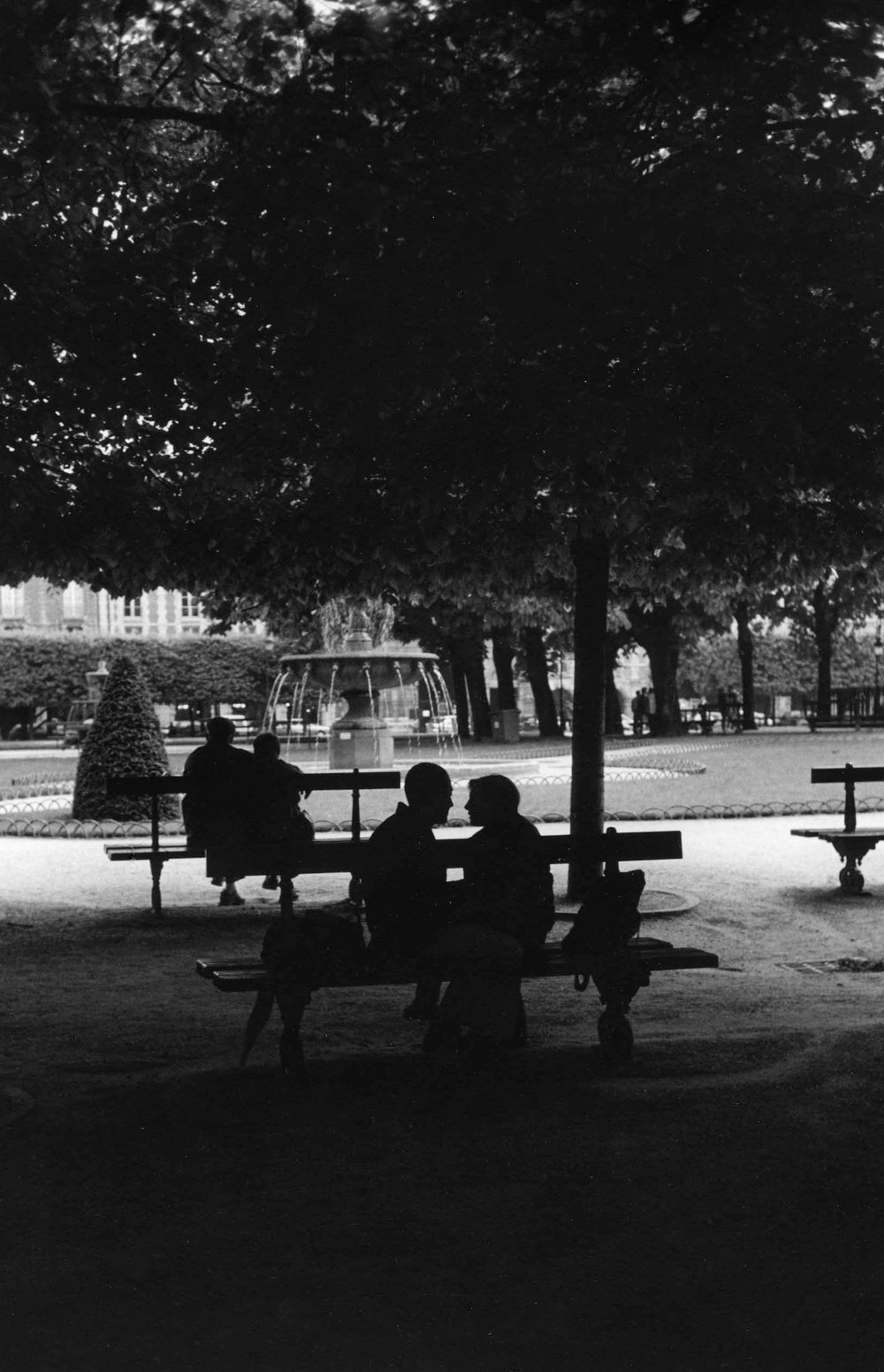 Couples, Paris 2001