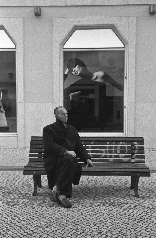 Le penseur, Lisbonne 2002