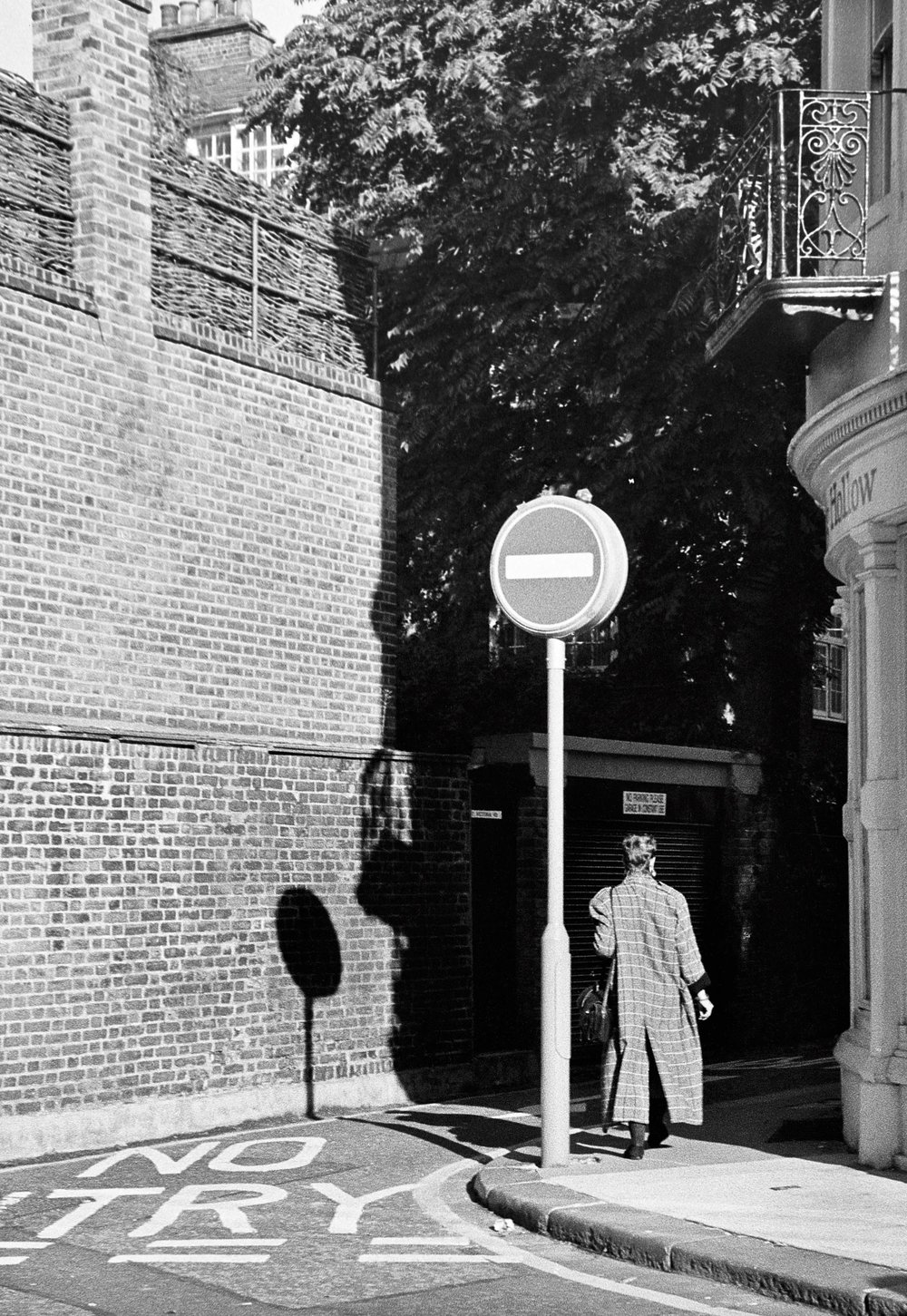 No Entry, Londres 1987