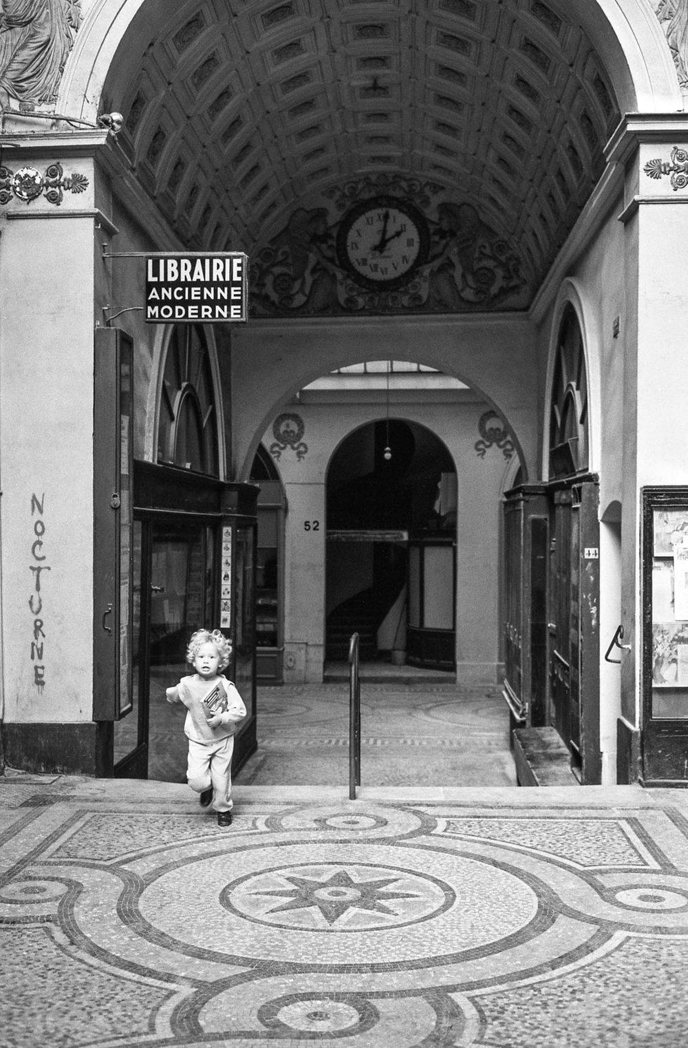 La librairie, Paris 1994