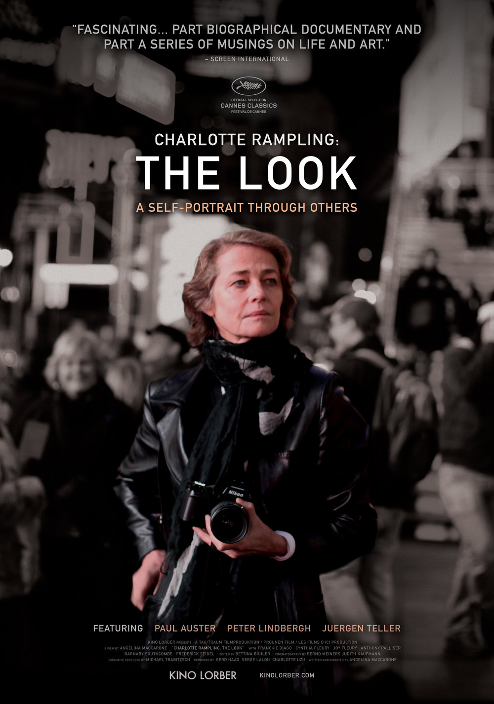 "Film Poster from ""The Look"""
