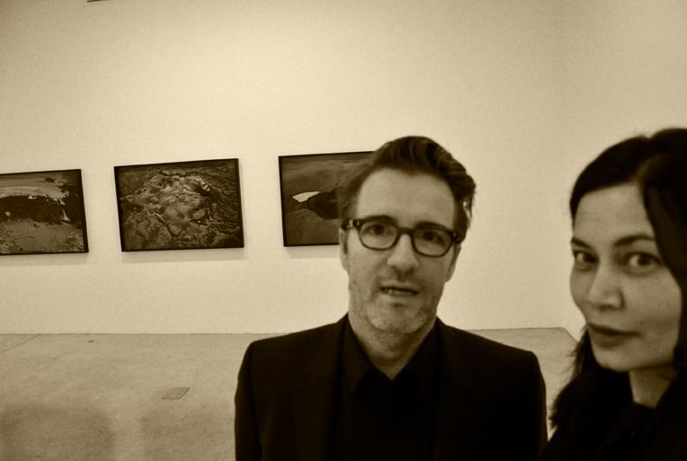 Olafur Eliasson, Kiša Lala. Tanya Bonakdar Gallery, New York City
