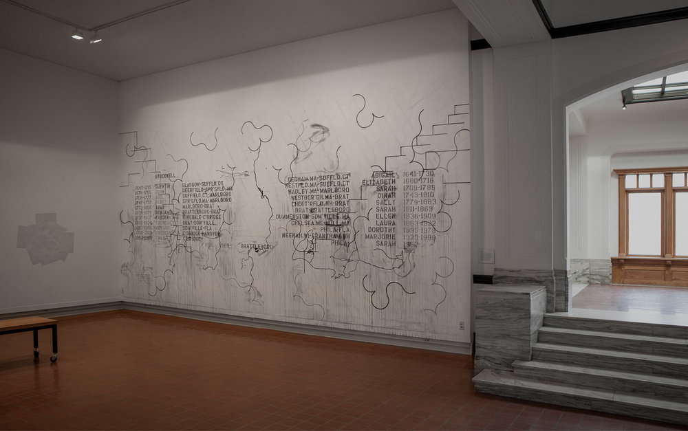 11 Generations  at the Brattleboro Museum & Art Center, 2015
