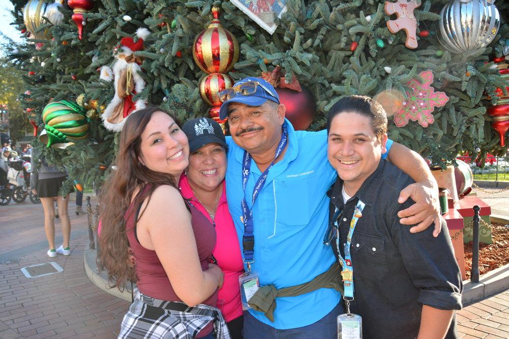 The Montiel Family