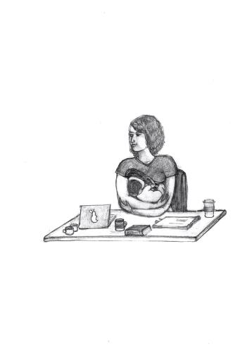 Illustration by Maryam D'Hellencourt