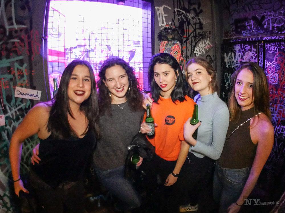 ladies of macba