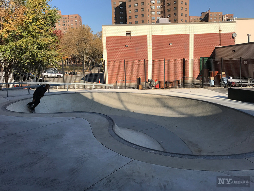 galconda skatepark brooklyn ny