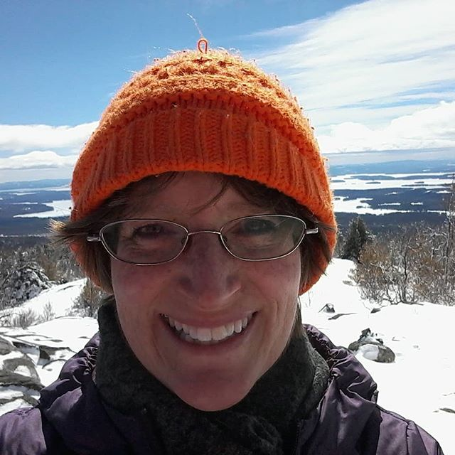 Best views of Lake Winnipesaukee in all NH. Greak hike, too!